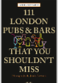 111 London Pubs and Bars