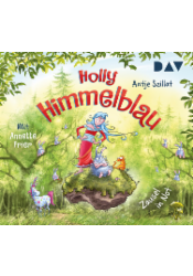Holly Himmelblau - Teil 2: Zausel in Not